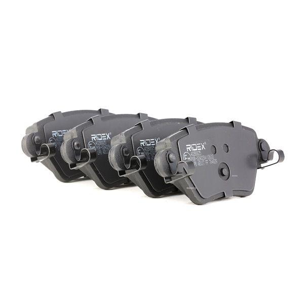 Bremsbelagsatz, Scheibenbremse 402B0025 — aktuelle Top OE 7701207187 Ersatzteile-Angebote