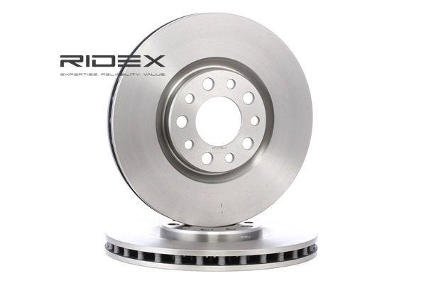 Tarcza hamulcowa RIDEX 82B0410 kupić i wymienić