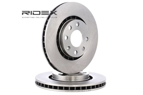 buy and replace Brake Disc RIDEX 82B0692