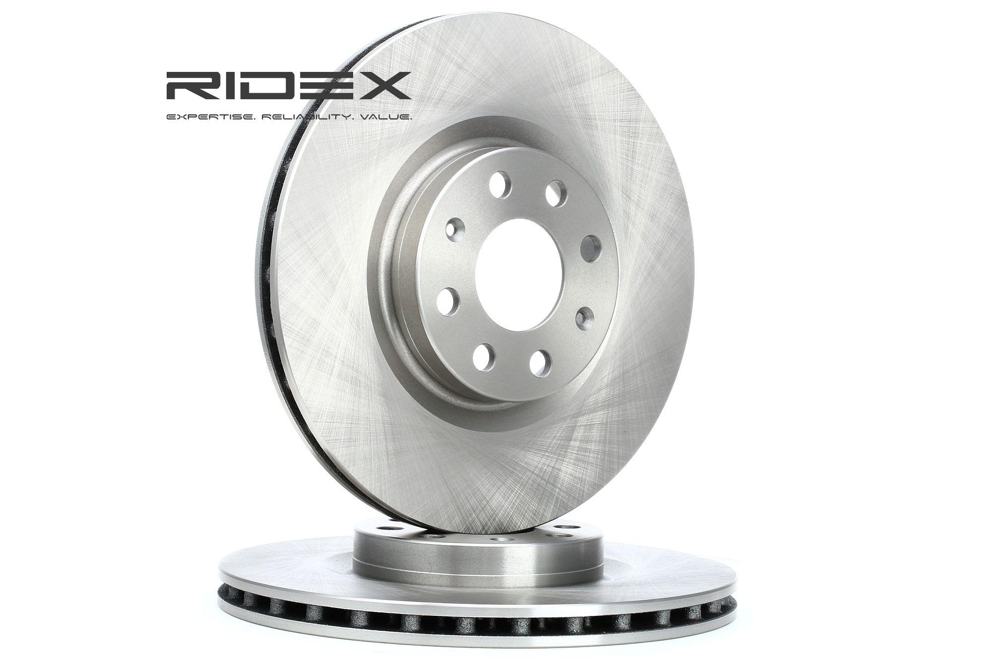 Scheibenbremsen RIDEX 82B0392