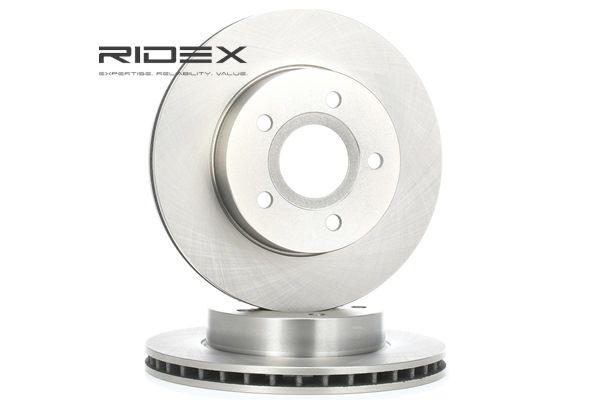 Tarcza hamulcowa RIDEX 82B0184 kupić i wymienić