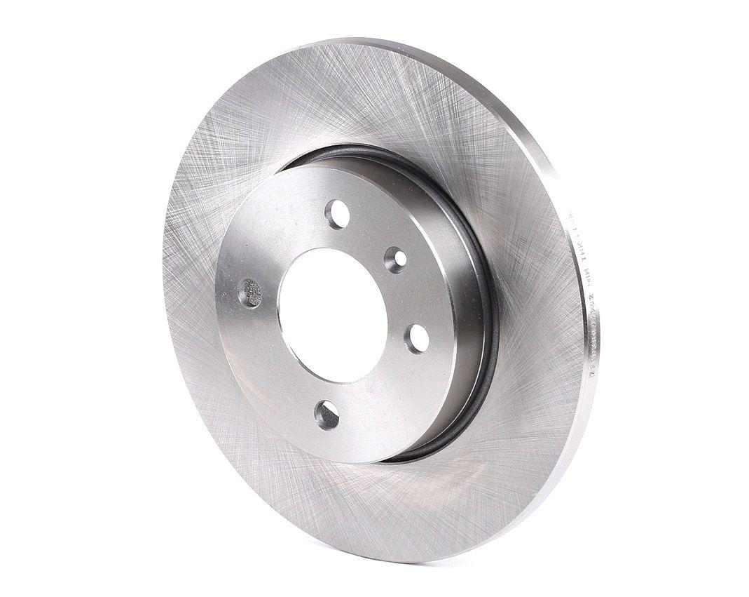 Achetez Disque RIDEX 82B0695 (Ø: 256,0mm, Épaisseur du disque de frein: 13mm) à un rapport qualité-prix exceptionnel