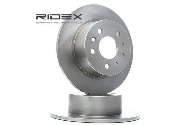 Koop en vervang Remschijf RIDEX 82B0684