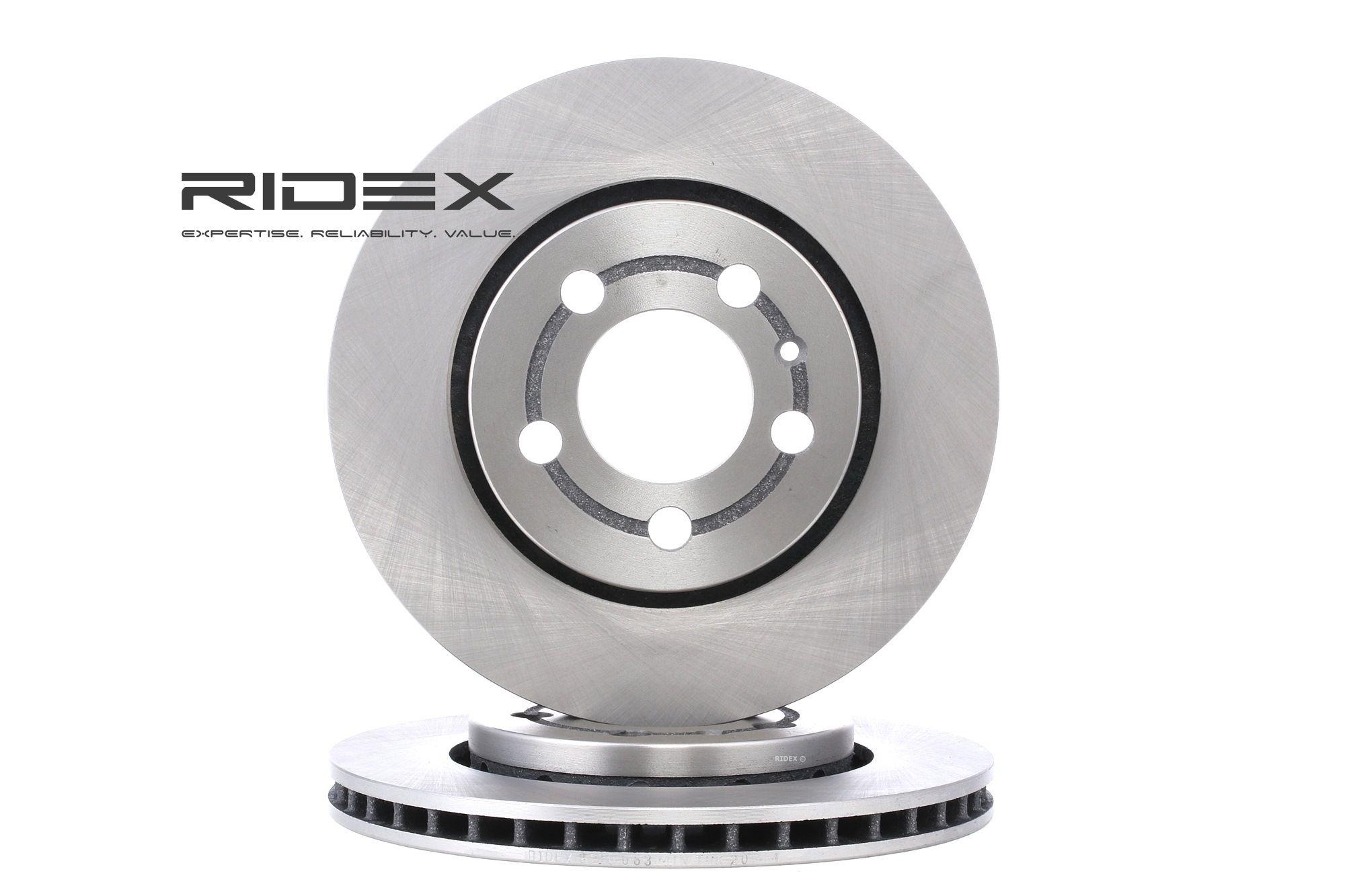Scheibenbremsen RIDEX 82B0063