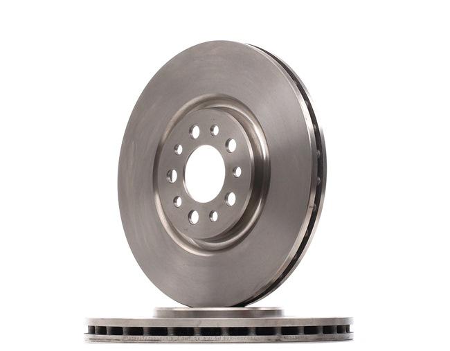 Bremsscheibe RIDEX 82B0266 kaufen und wechseln