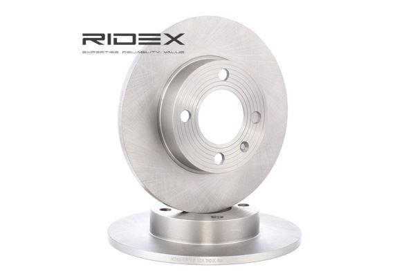 pirkite RIDEX stabdžių diskas 82B0693 bet kokiu laiku
