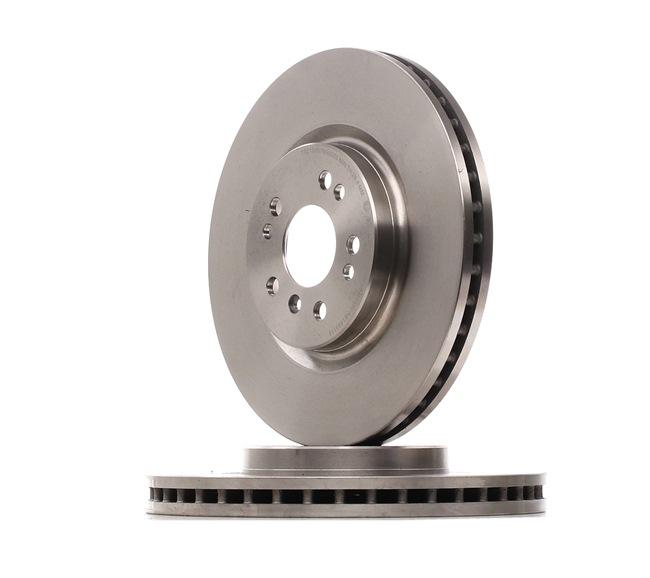 Disco de travão 82B0485 com uma excecional RIDEX relação preço-desempenho