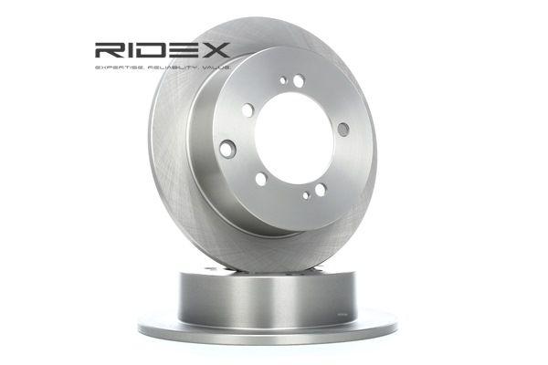 Köp och ersätt Bromsskiva RIDEX 82B0086