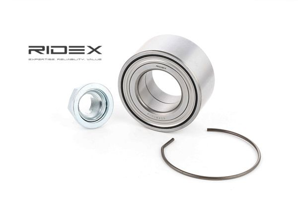 Kupte a vyměňte Sada lozisek kol RIDEX 654W0008