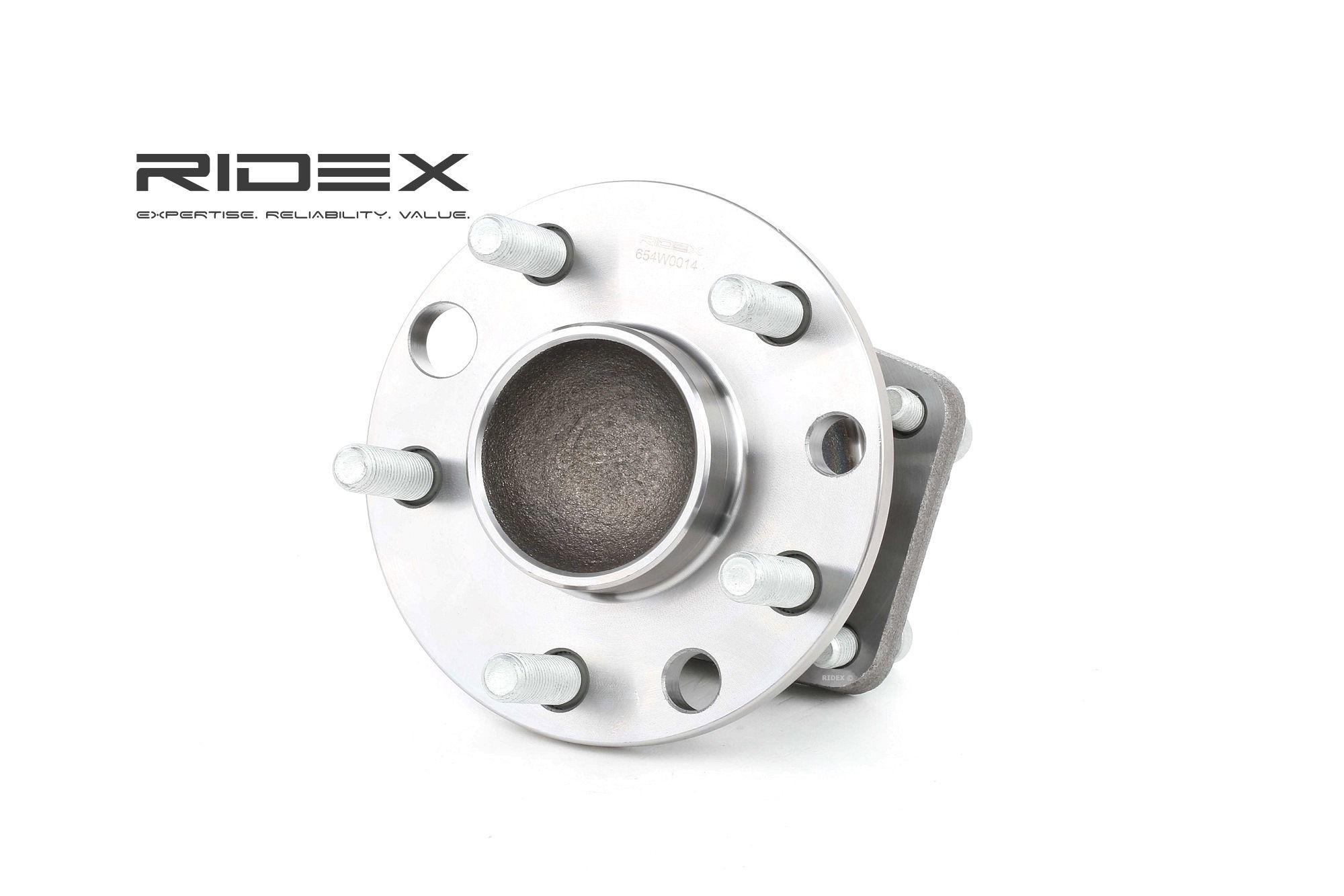 Origine Suspension et bras RIDEX 654W0014 (Ø: 136mm)