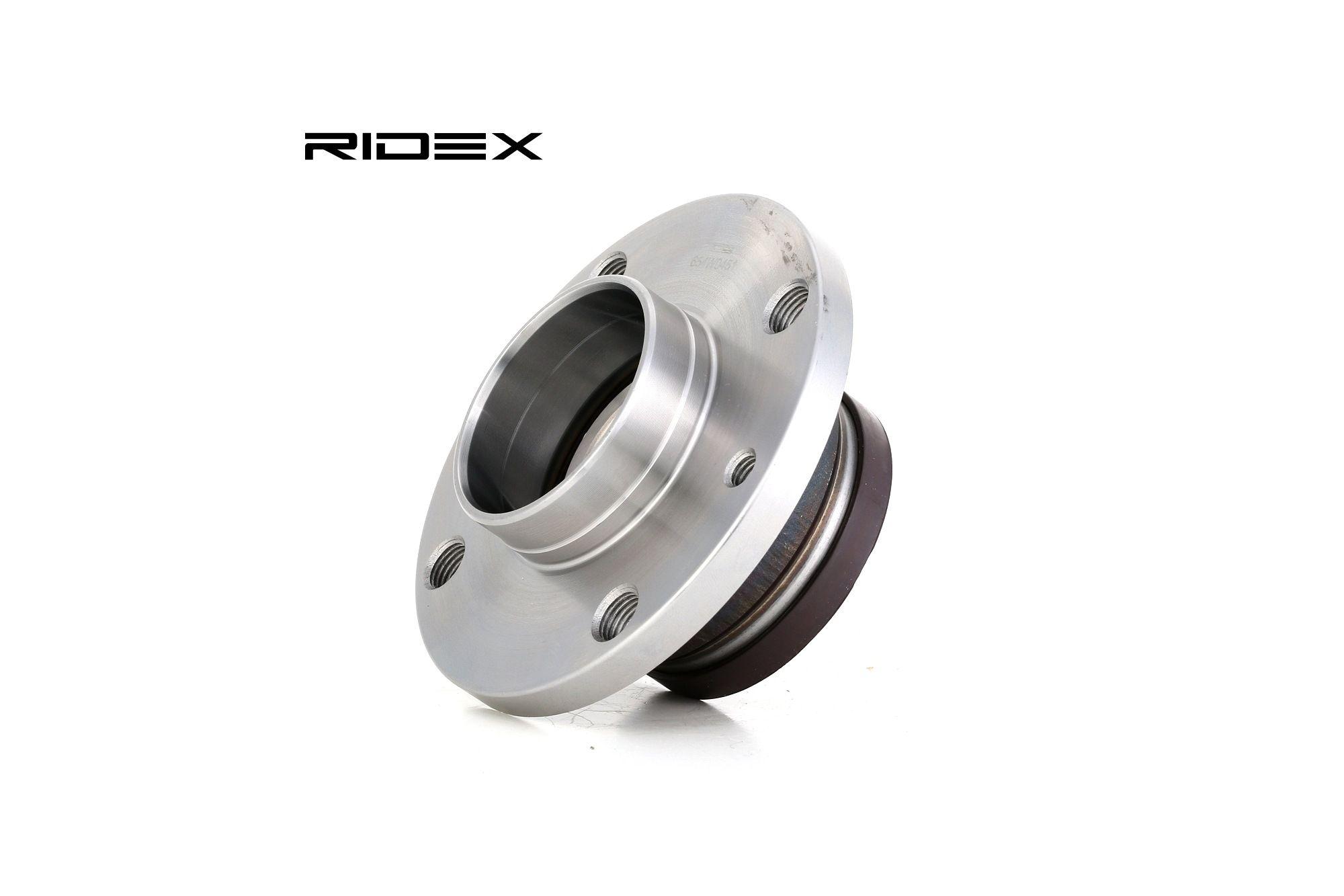 Origine Suspension et bras RIDEX 654W0451 (Ø: 118mm, Diamètre intérieur: 30, 62mm)