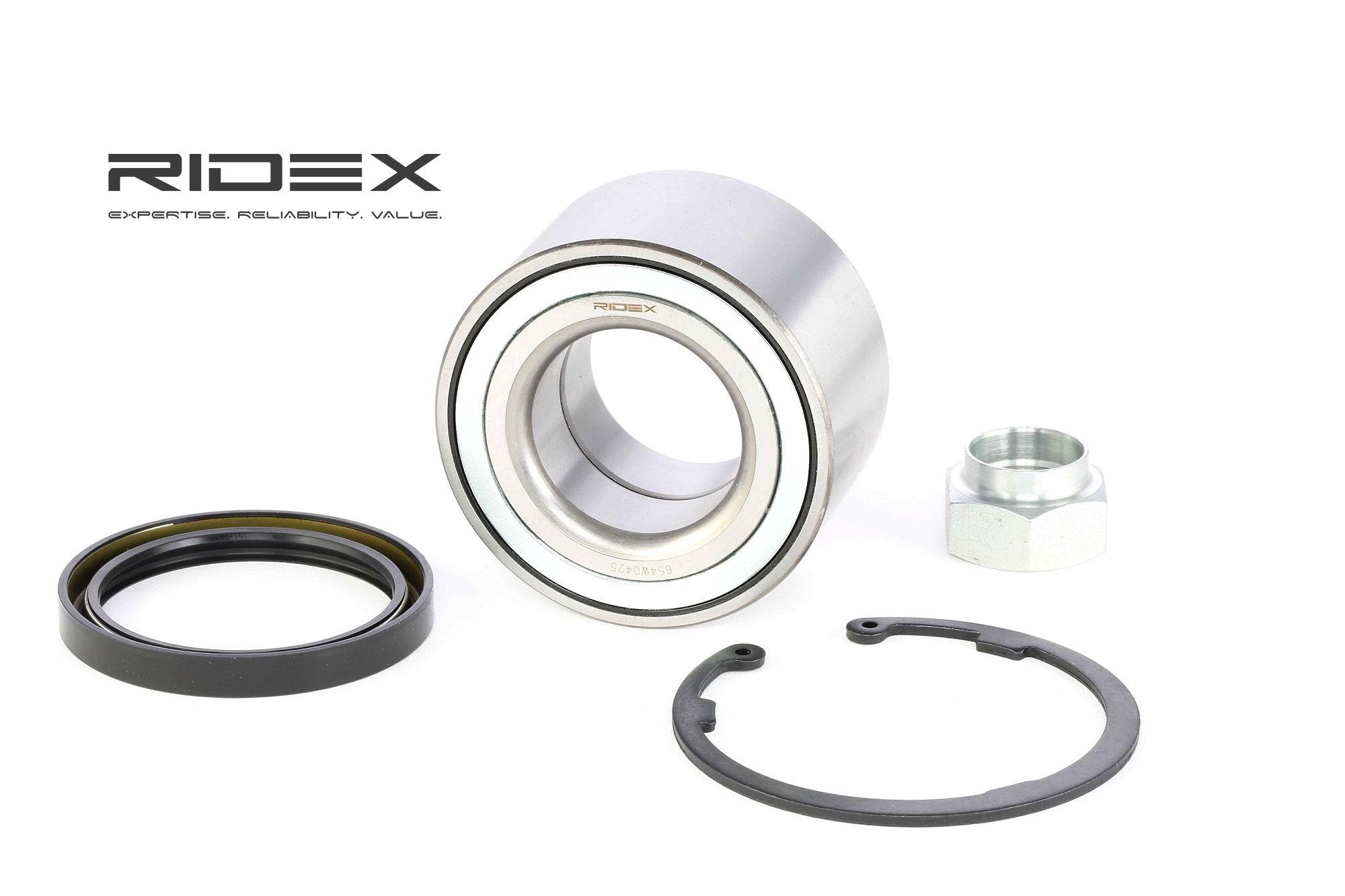 RIDEX: Original Lager 654W0425 (Ø: 80mm, Innendurchmesser: 42mm)