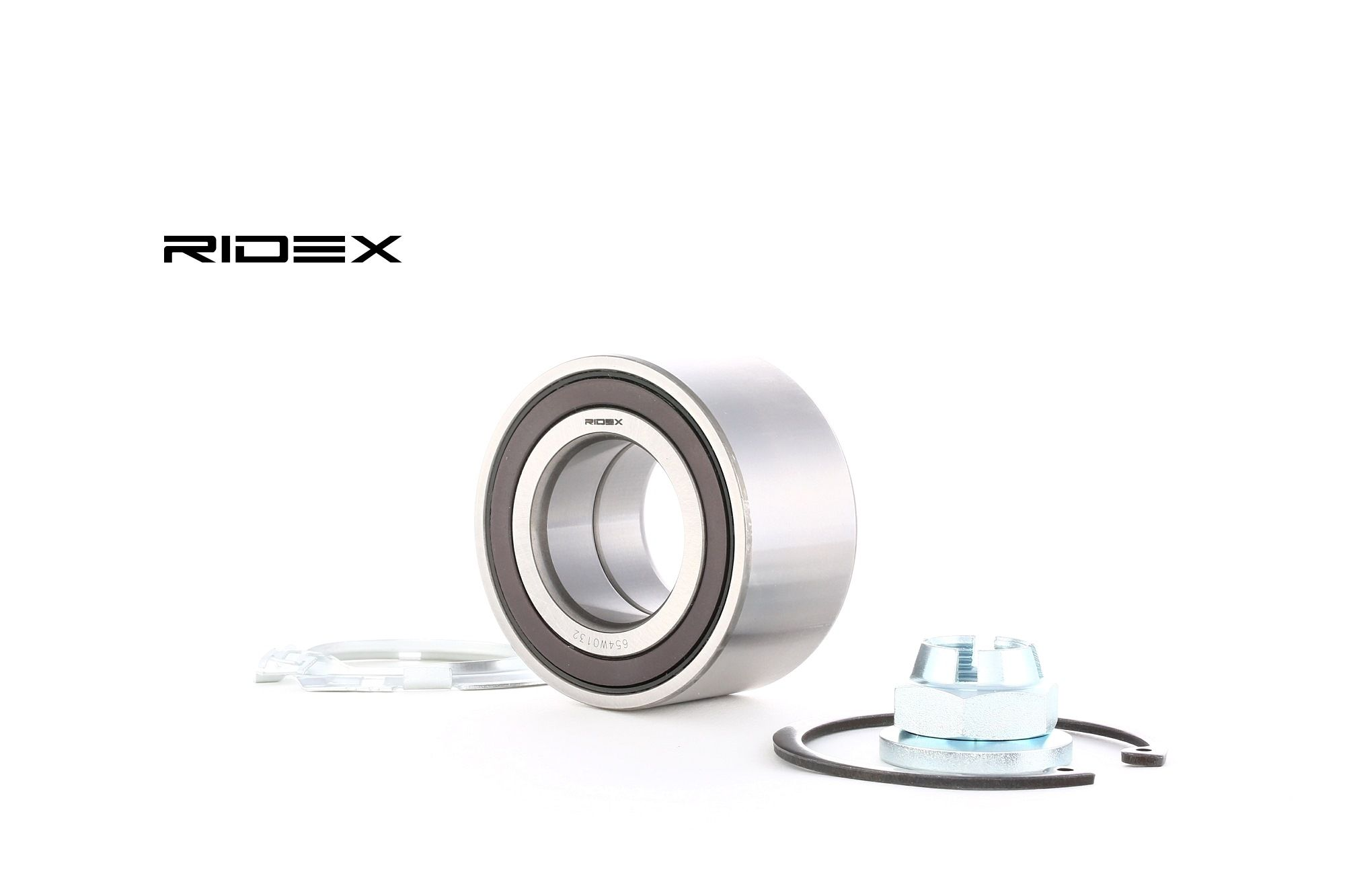 RIDEX: Original Radnabe 654W0132 (Ø: 72mm, Innendurchmesser: 37mm)