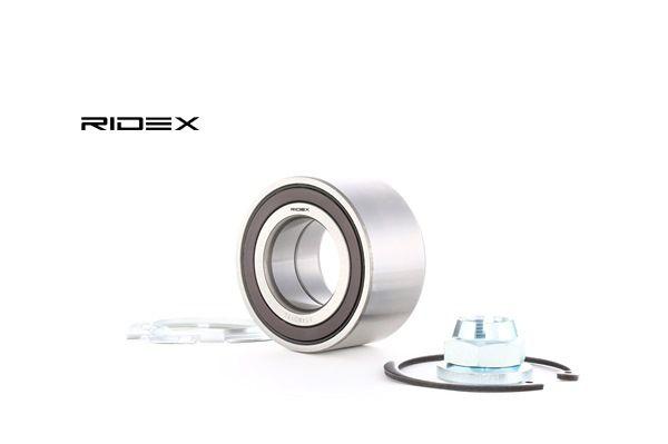 654W0132 RIDEX Ø: 72mm, Innerdiameter: 37mm Hjullagerssats 654W0132 köp lågt pris