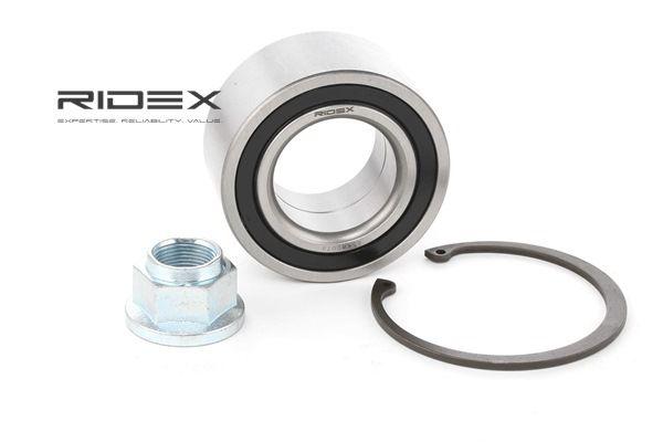Comprar y reemplazar Juego de cojinete de rueda RIDEX 654W0079
