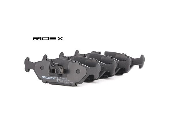 set placute frana, frana disc RIDEX 402B0348 cumpărați și înlocuiți