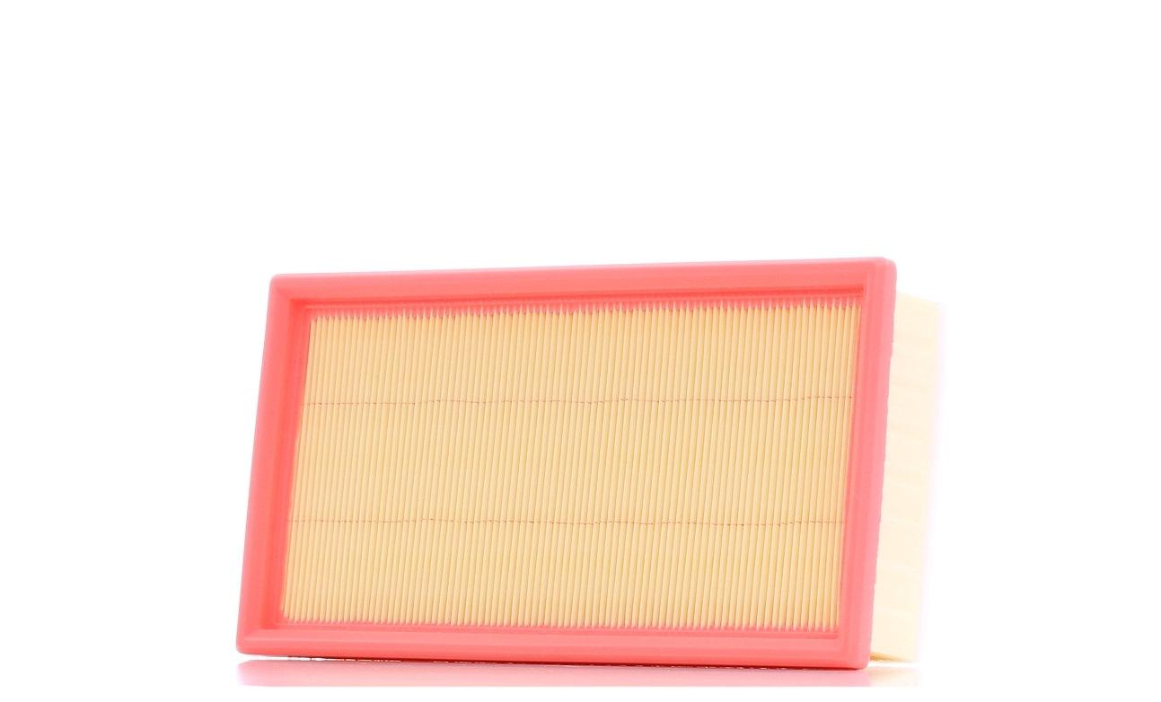 RIDEX: Original Luftfiltereinsatz 8A0132 (Länge: 253mm, Länge: 253mm, Breite: 135mm, Höhe: 58mm)