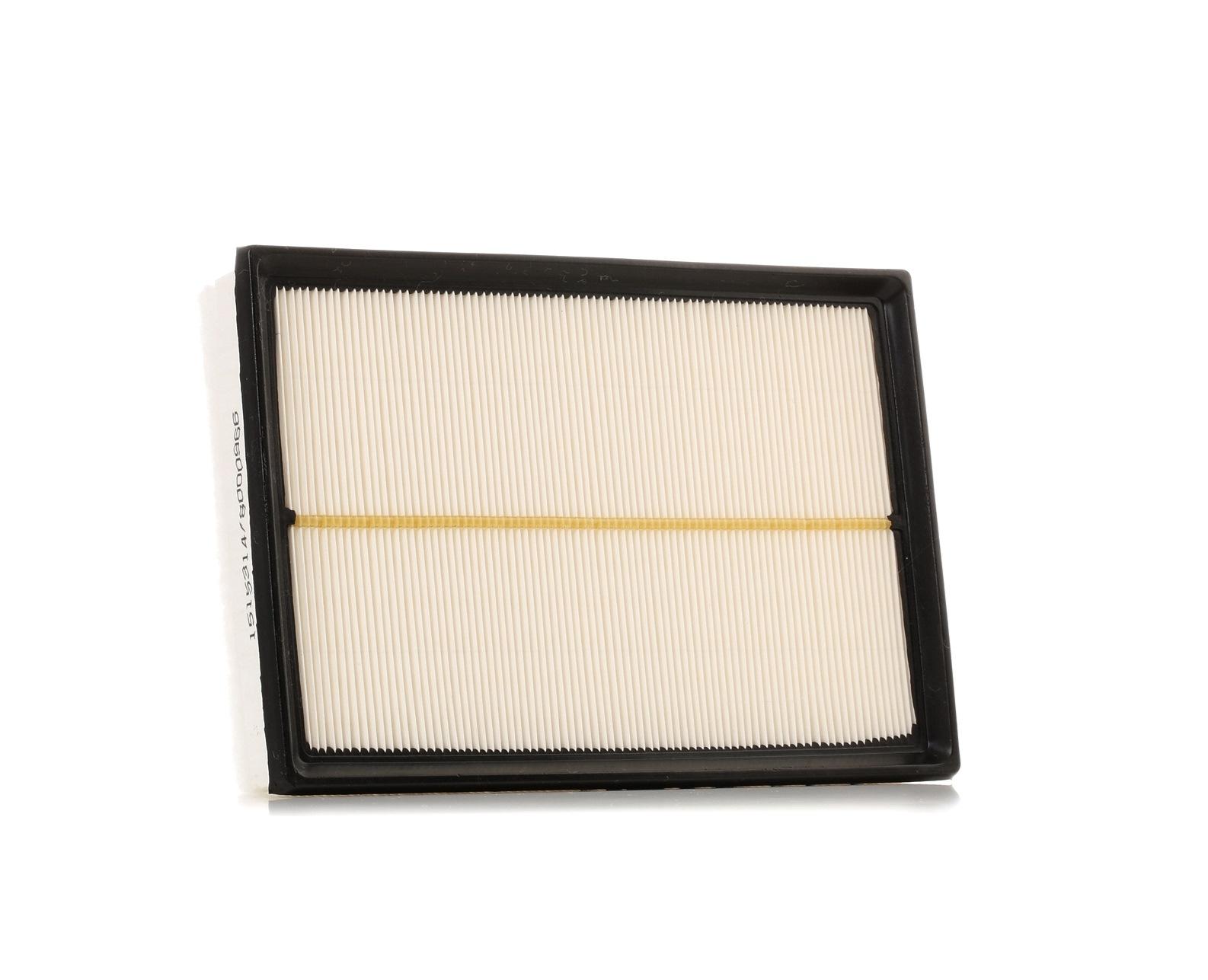 Zracni filter 8A0257 z izjemnim razmerjem med RIDEX ceno in zmogljivostjo