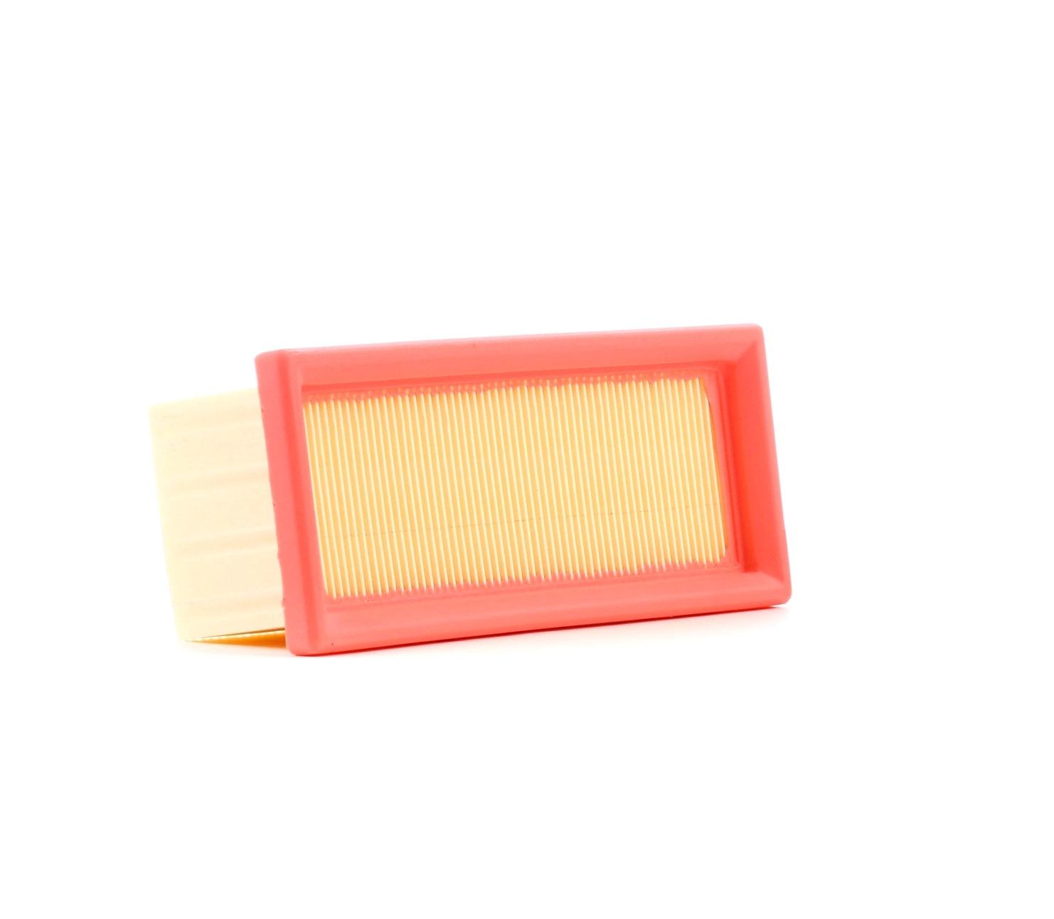 Variklio oro filtras 8A0187 su puikiu RIDEX kainos/kokybės santykiu