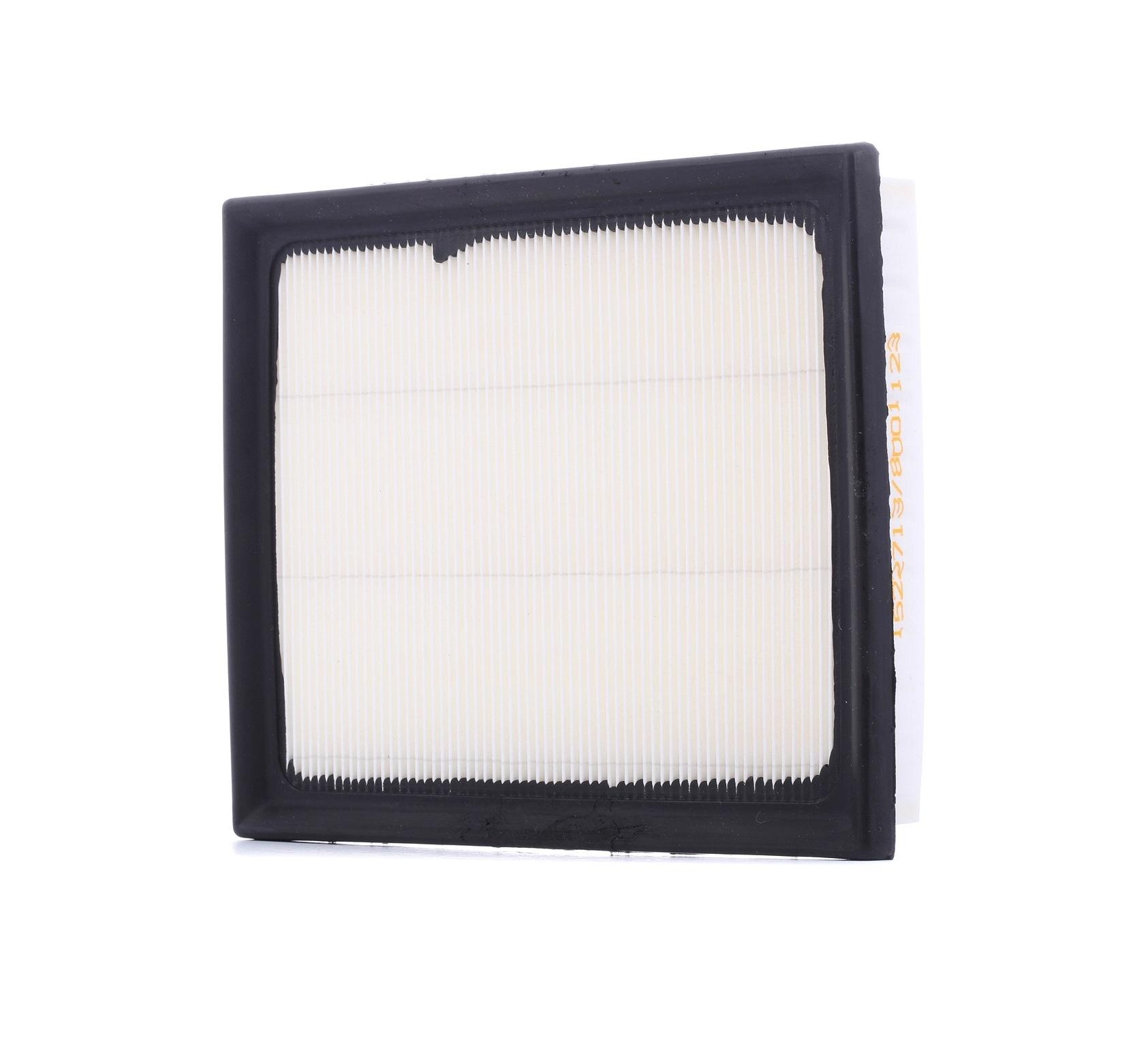 Zracni filter 8A0269 z izjemnim razmerjem med RIDEX ceno in zmogljivostjo