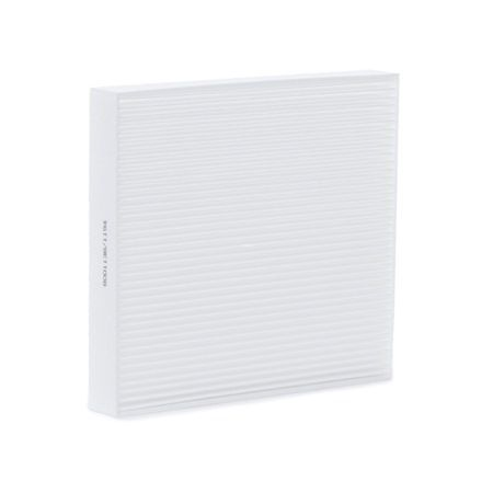 424I0021 RIDEX Pollenfilter, Partikelfilter Breite: 214mm, Höhe: 29mm, Länge: 194mm Filter, Innenraumluft 424I0021 günstig kaufen