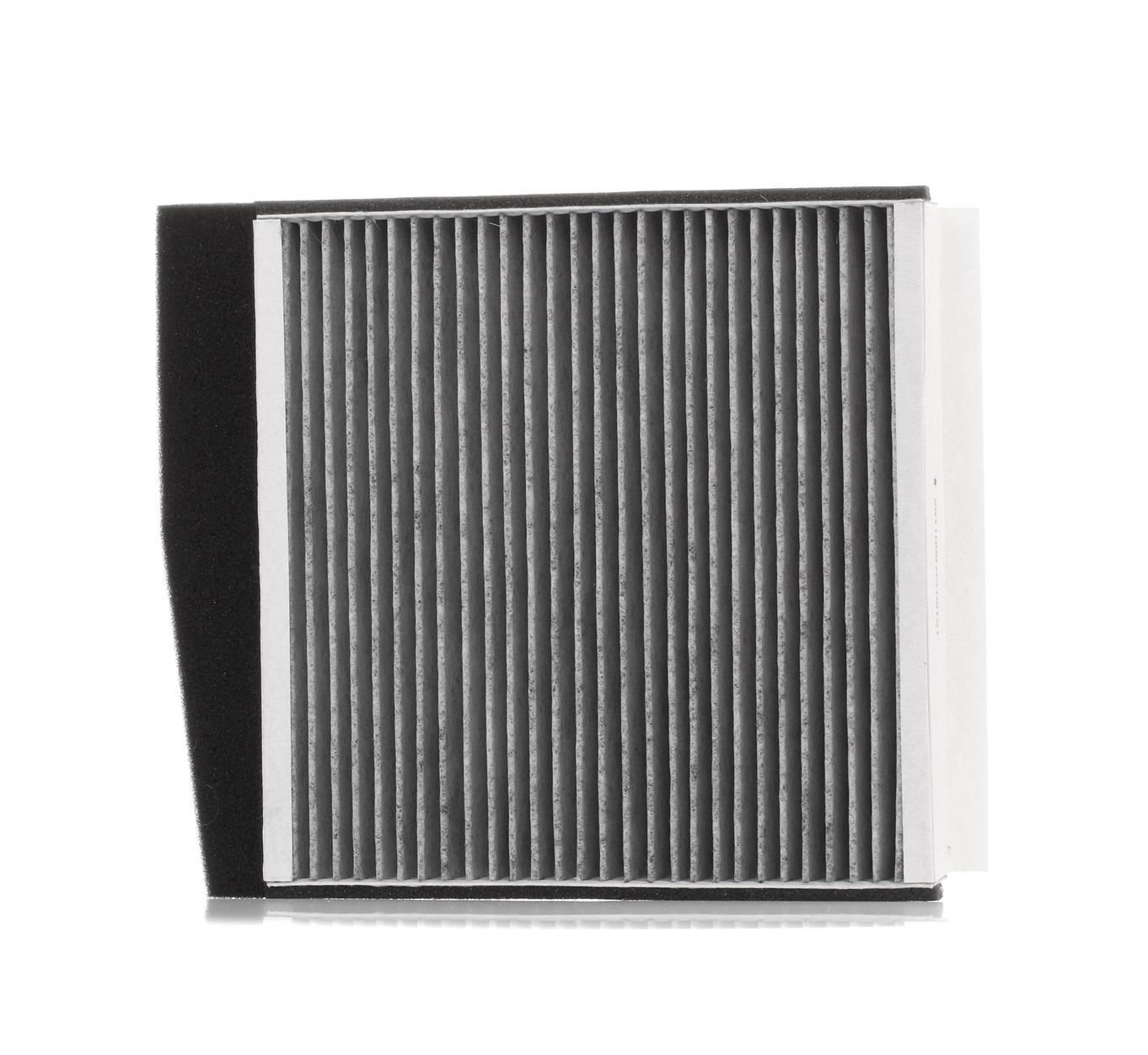 RIDEX: Original Filter Innenraumluft 424I0088 (Breite: 250mm, Höhe: 34mm, Länge: 281mm)