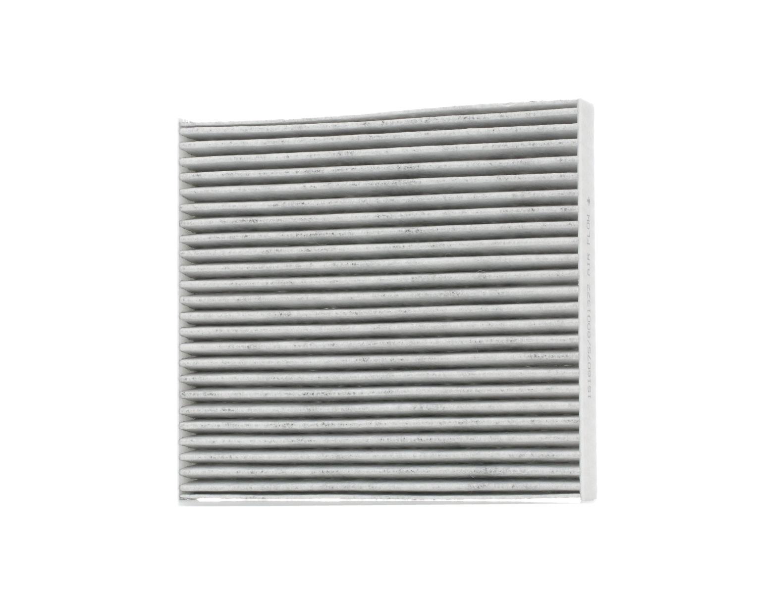 RIDEX: Original Kfz-Klimatisierung 424I0249 (Breite: 197mm, Höhe: 25mm, Länge: 214mm)