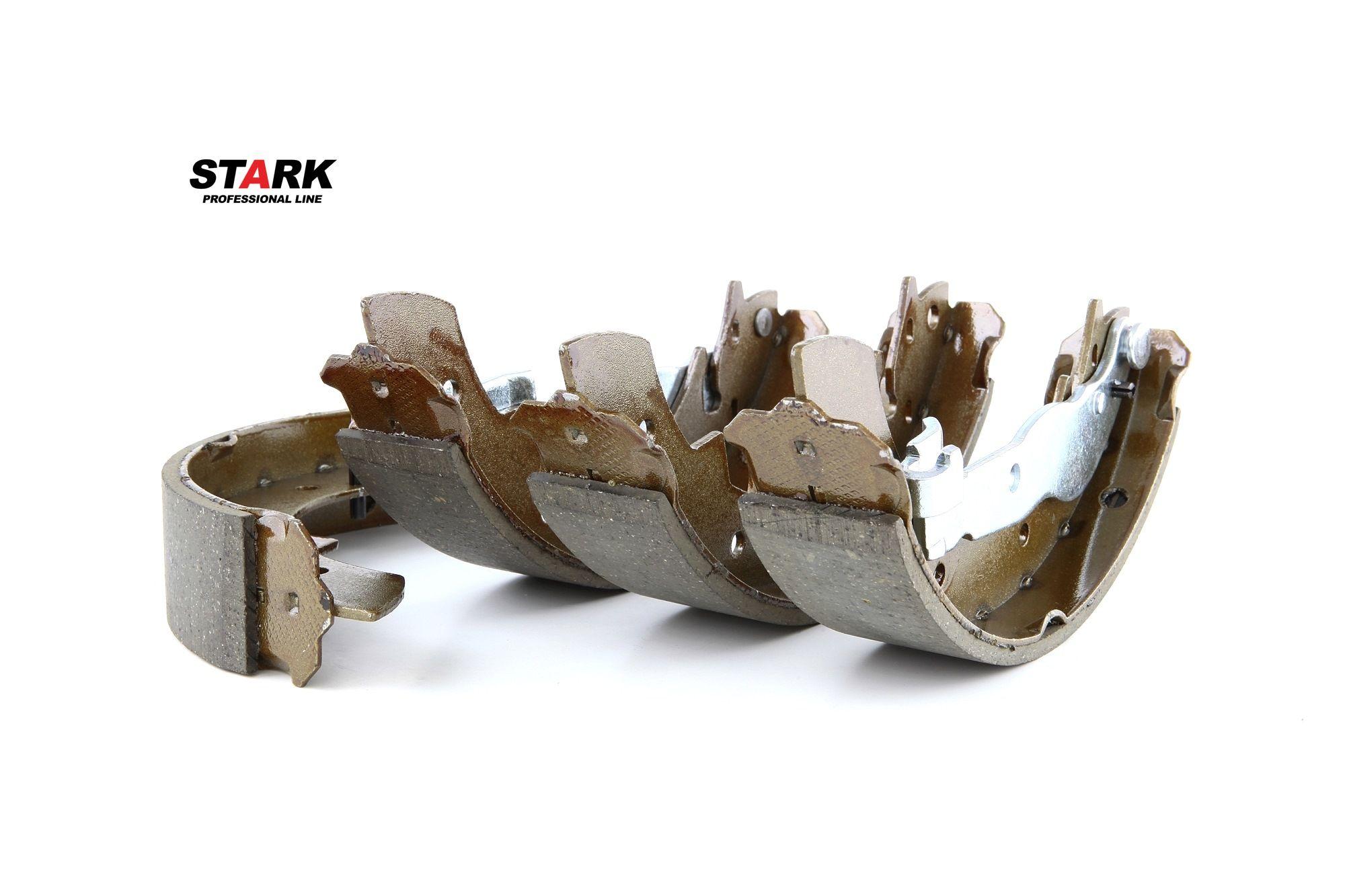 TALBOT 1307-1510 1980 Bremsbackensatz für Trommelbremse - Original STARK SKBS-0450062 Breite: 42mm