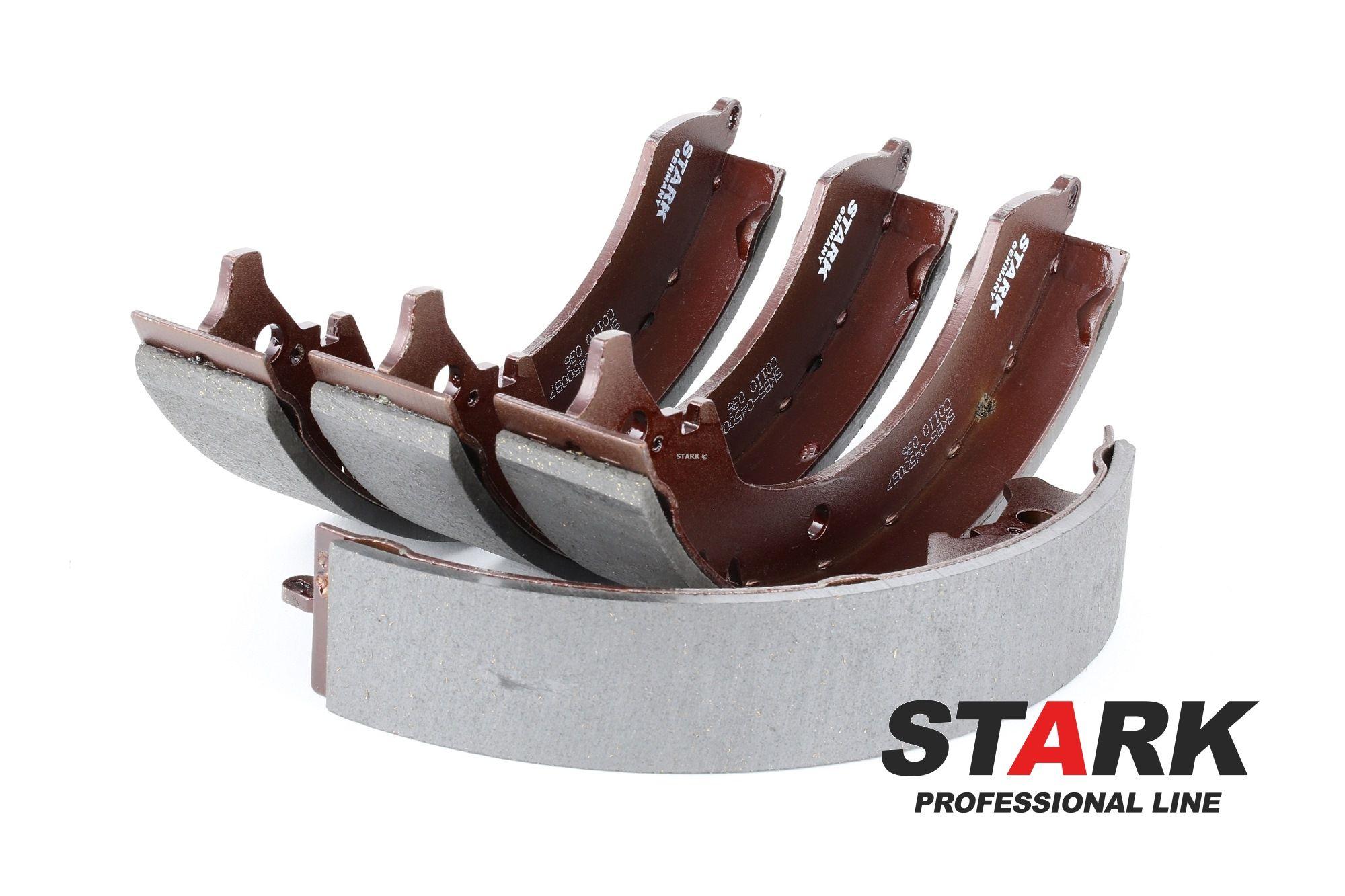STARK: Original Bremsbackensatz für Trommelbremse SKBS-0450087 (Breite: 45mm)