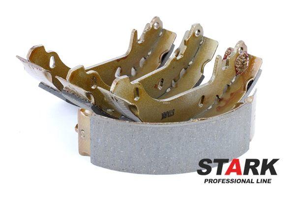 STARK SKBS0450096 Bremsbacken für Trommelbremse Twingo c06 1.2 16V 2004 75 PS - Premium Autoteile-Angebot