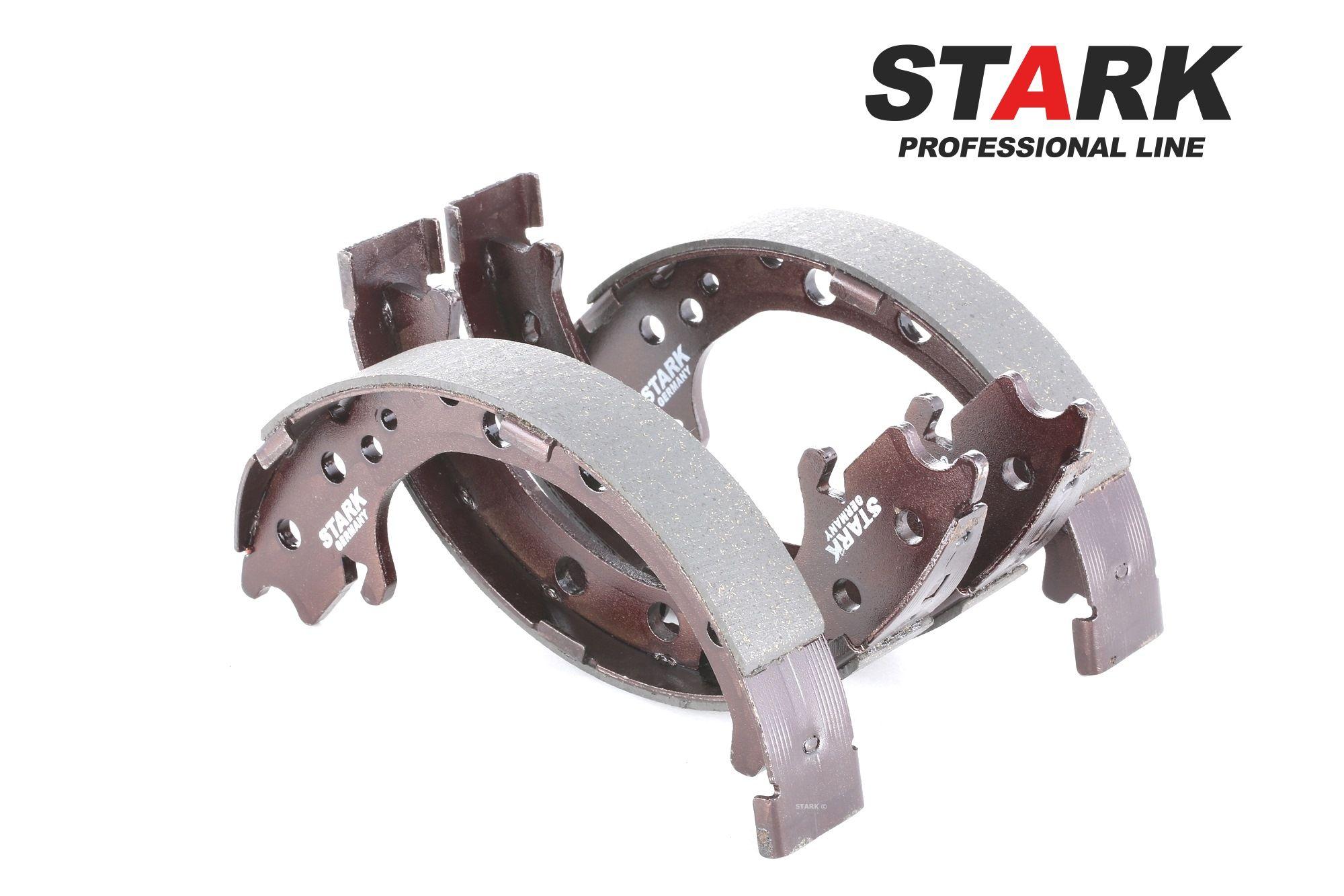 STARK: Original Bremsklötze für Trommelbremse SKBS-0450145 (Breite: 35mm)