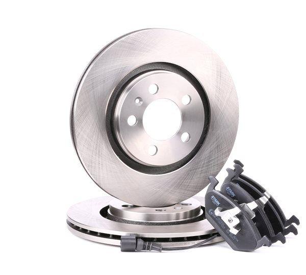 Kit frenos, freno de disco SKBK-1090006 — Mejores ofertas actuales en OE 8Z0 698 151 A repuestos de coches