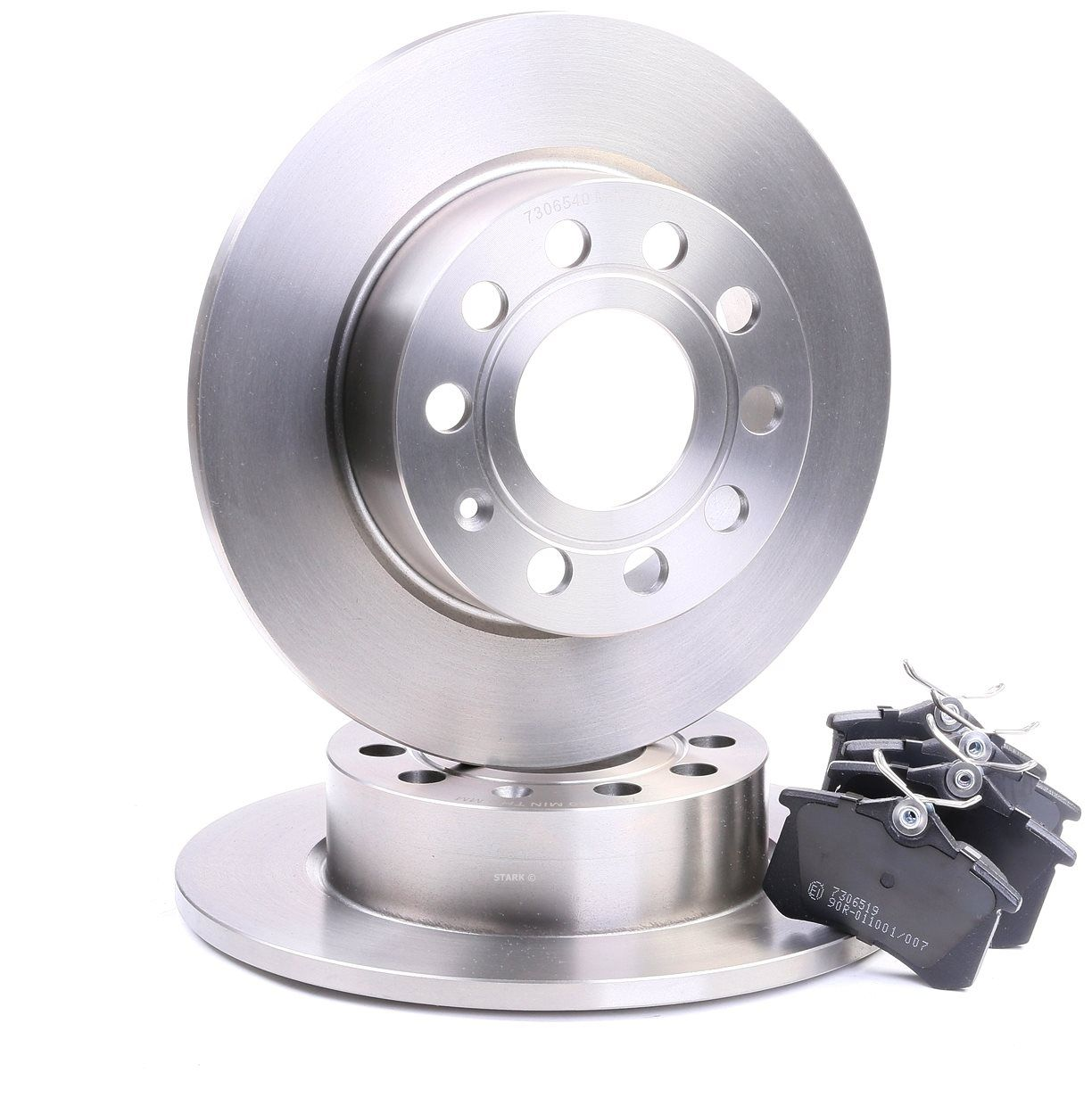 Original IVECO Bremsen Set SKBK-1090010
