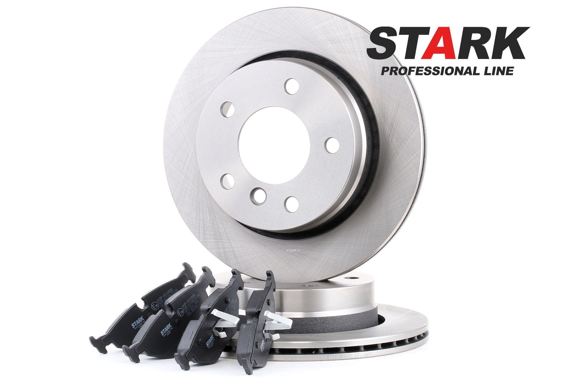 STARK: Original Bremsen Kit SKBK-1090023 (Bremsscheibendicke: 19mm)