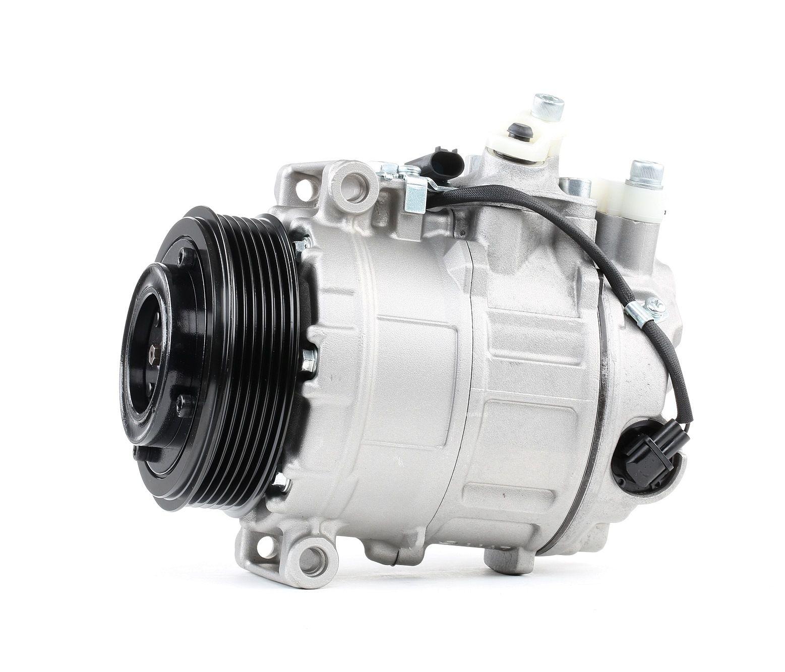 STARK: Original Kompressor Klimaanlage SKKM-0340032 (Riemenscheiben-Ø: 110mm, Anzahl der Rillen: 6)