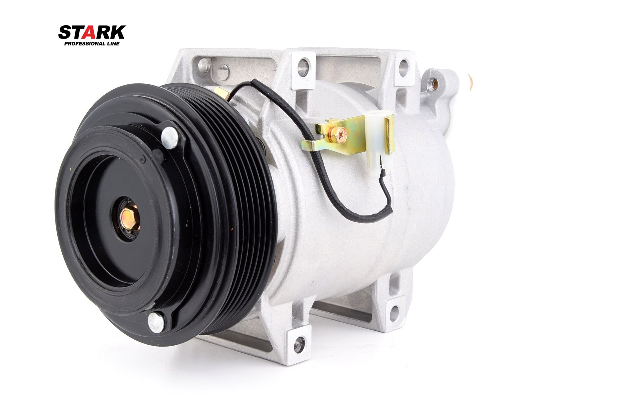 STARK: Original Kompressor SKKM-0340081 (Riemenscheiben-Ø: 119mm, Anzahl der Rillen: 6)