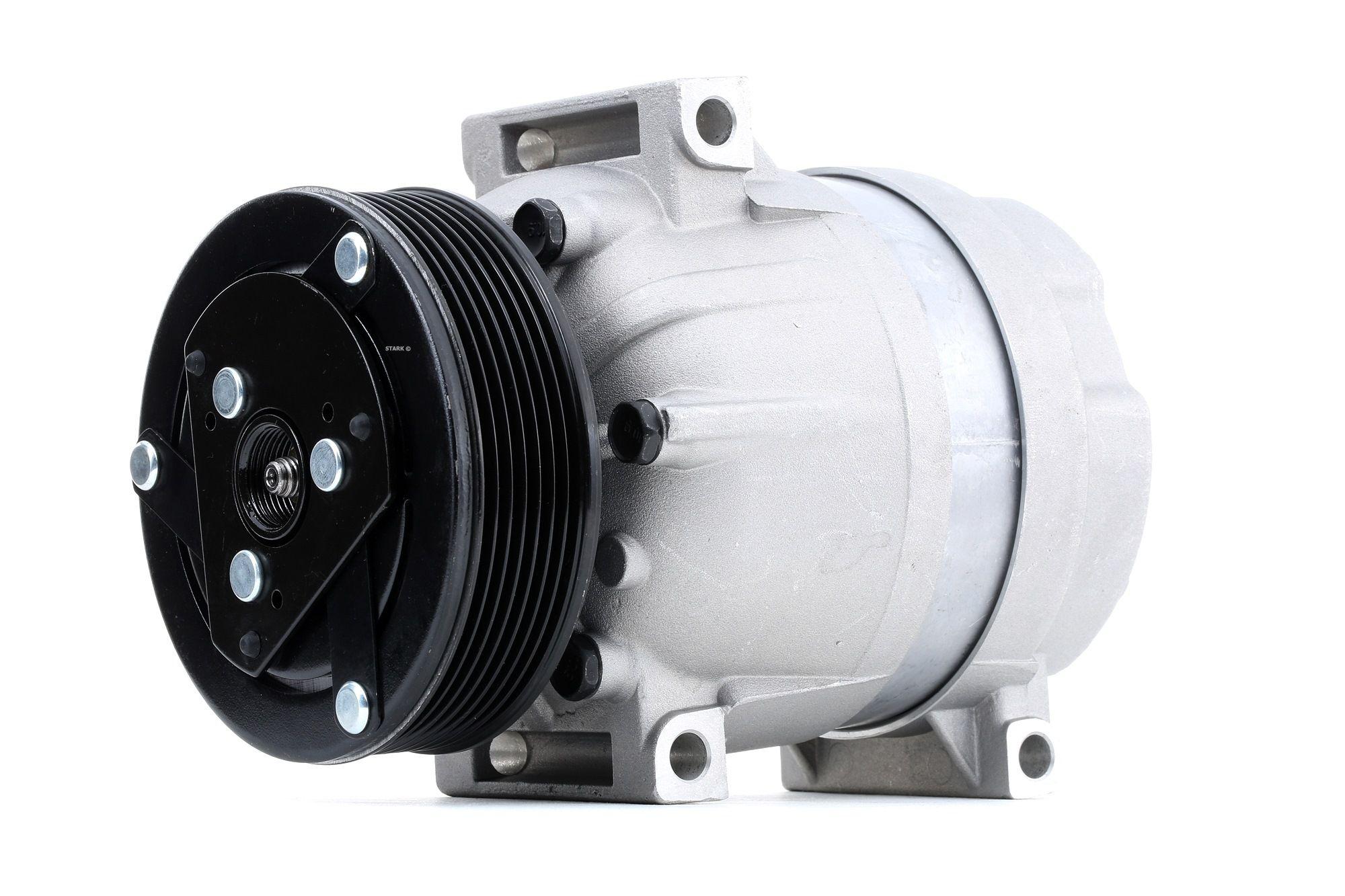 STARK: Original Kompressor SKKM-0340086 (Riemenscheiben-Ø: 119mm, Anzahl der Rillen: 7)