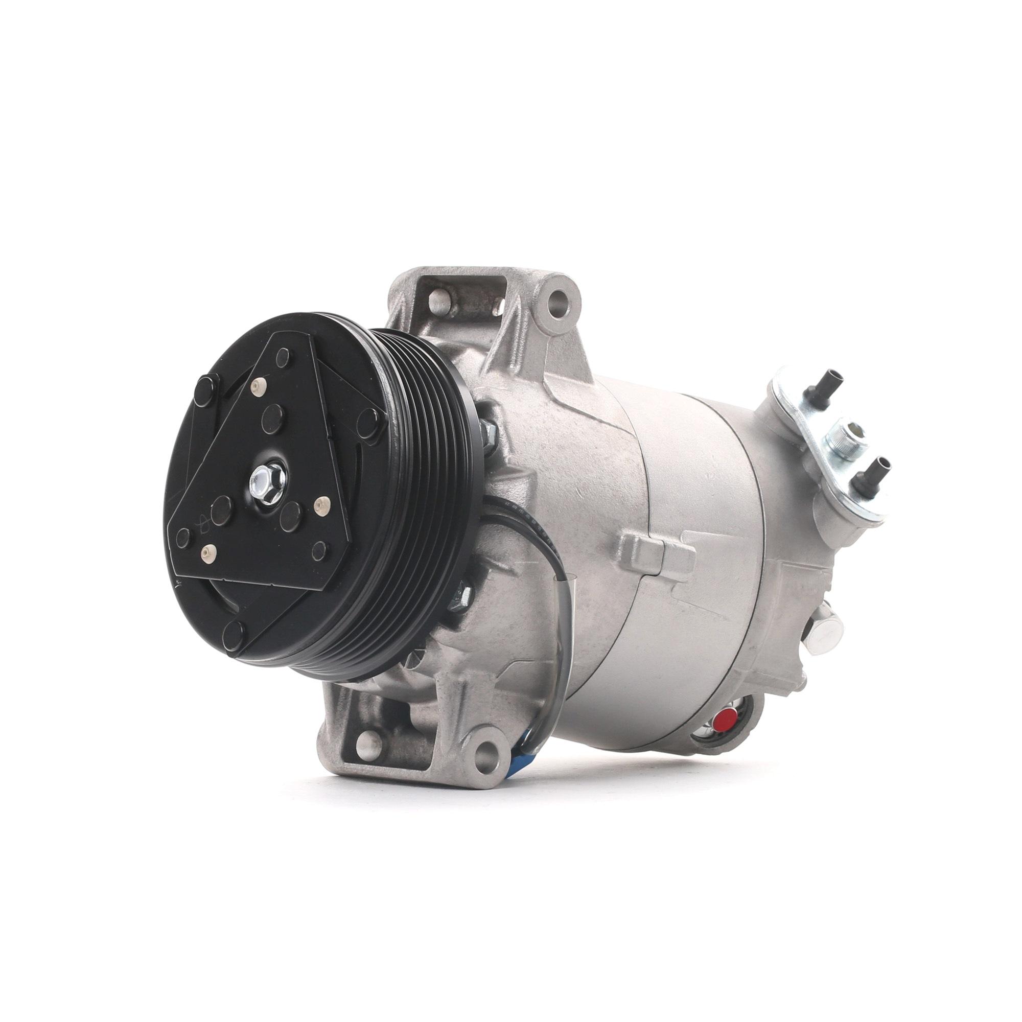 STARK: Original Klimakompressor SKKM-0340107 (Riemenscheiben-Ø: 105mm, Anzahl der Rillen: 6)