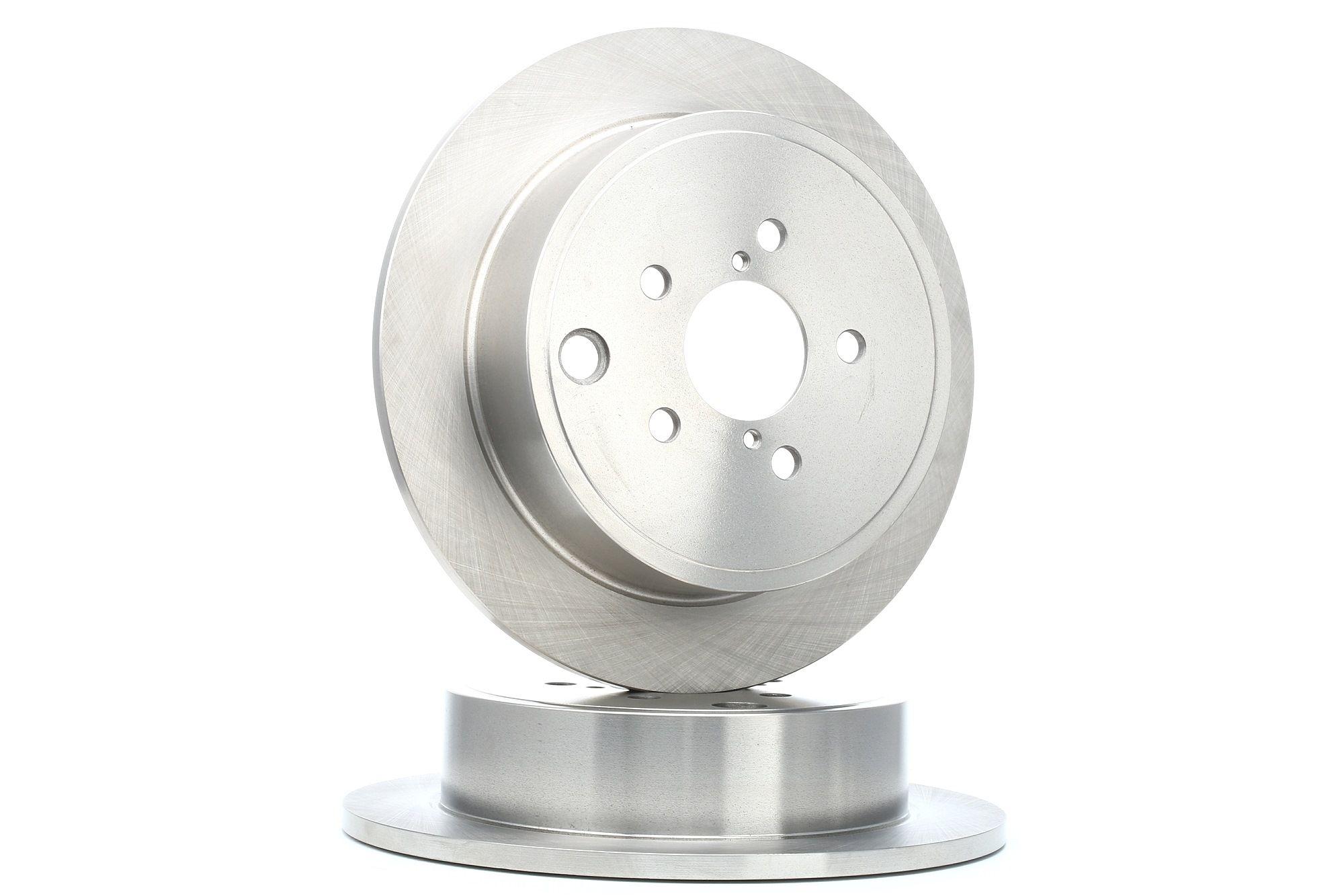 RIDEX: Original Bremsscheibe 82B0310 (Ø: 286,0mm, Bremsscheibendicke: 10mm)