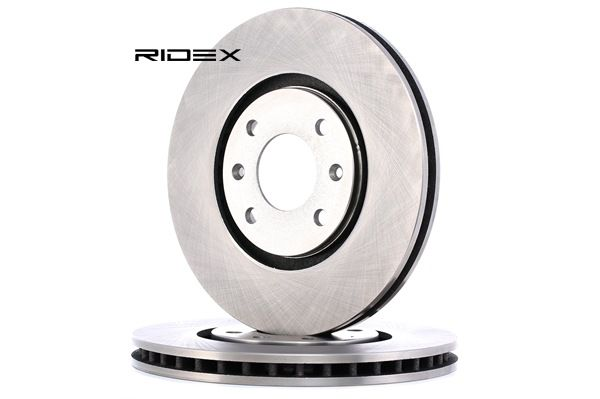 Brake Disc 82B0683 with an exceptional RIDEX price-performance ratio