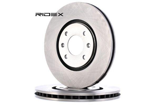 Disque de frein 82B0683 à un rapport qualité-prix RIDEX exceptionnel