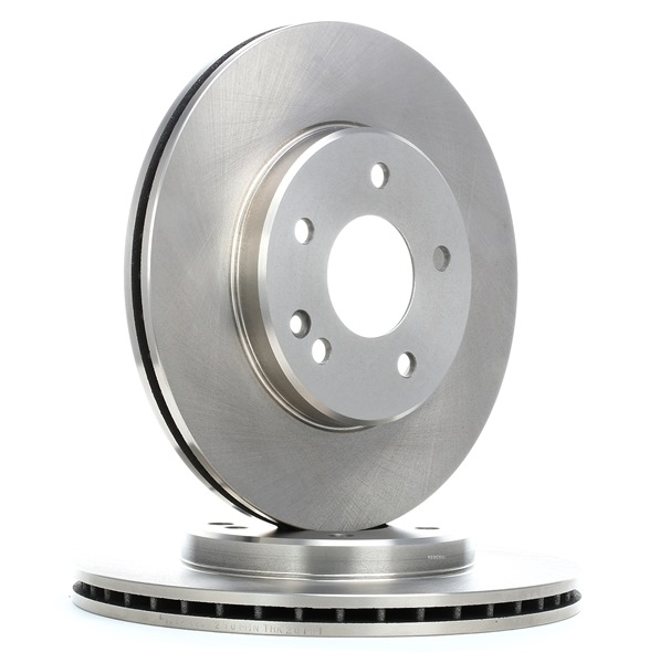 Brake Disc 82B0290 with an exceptional RIDEX price-performance ratio