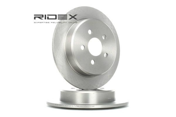 Disco freno RIDEX 82B0093 comprare e sostituisci
