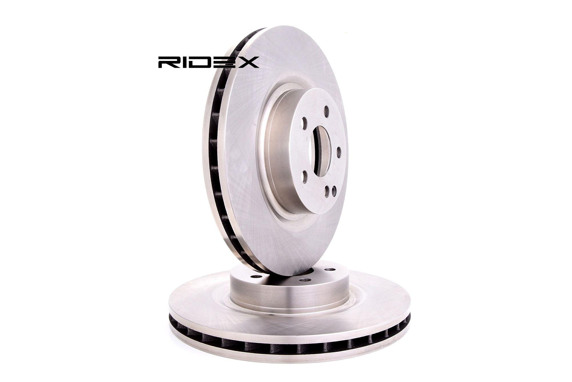 Bremsscheibe RIDEX 82B0720