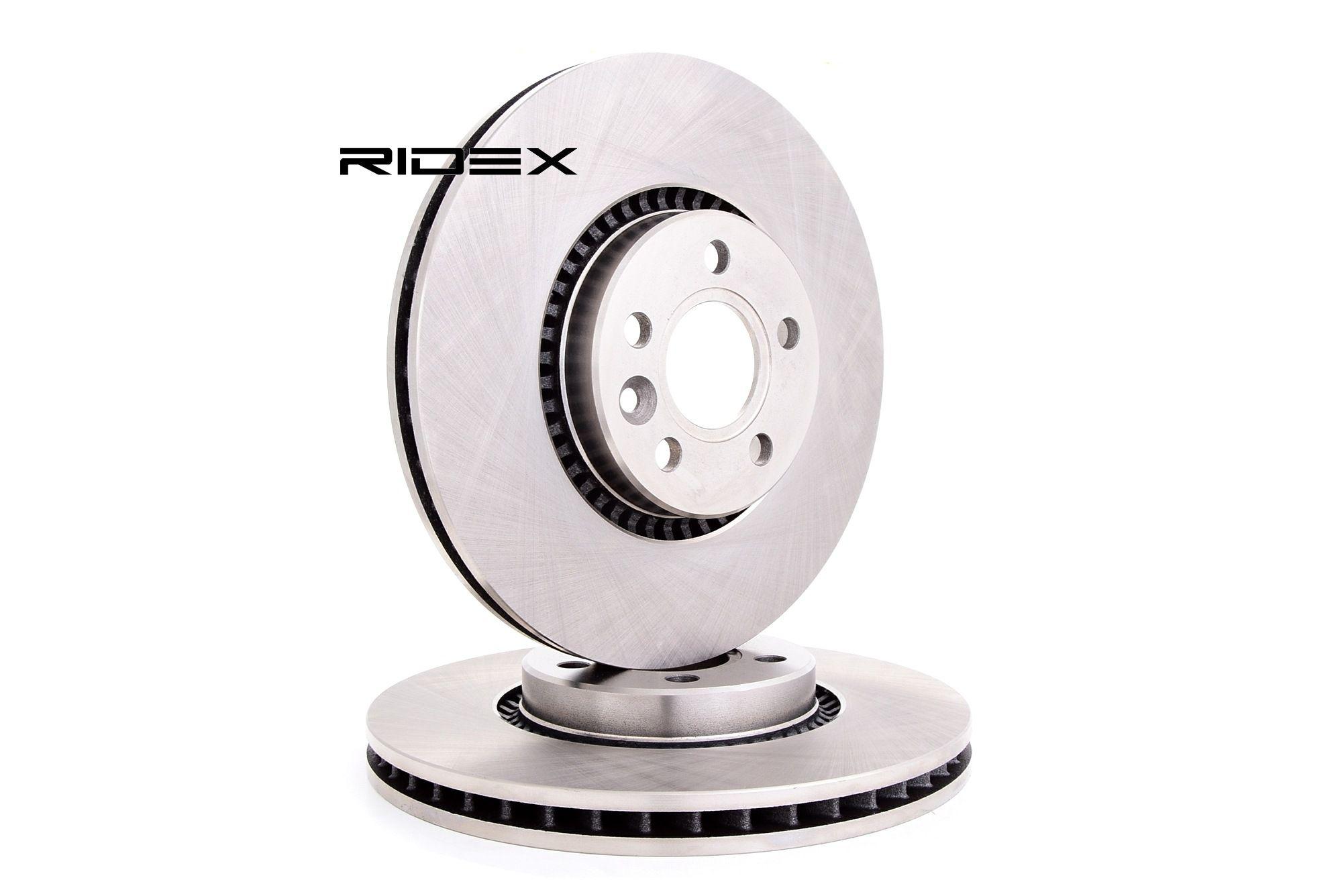 Buy original Brake rotors RIDEX 82B0267