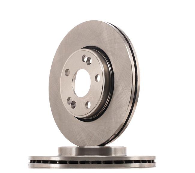 Disco de travão 82B0403 com uma excecional RIDEX relação preço-desempenho