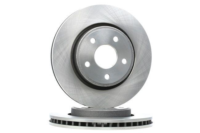 MDC2102 Disco Freno Mintex Anteriore Coppia