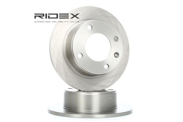 Pērc RIDEX Bremžu diski 82B0464 jebkurā laikā