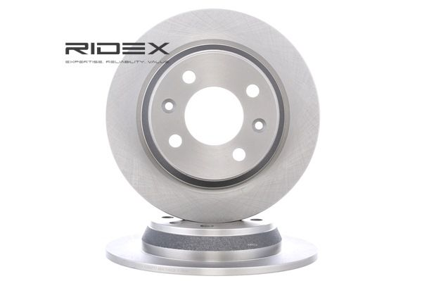 buy and replace Brake Disc RIDEX 82B0717
