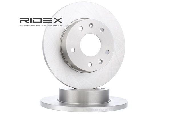 Disco freno RIDEX 82B0790 comprare e sostituisci